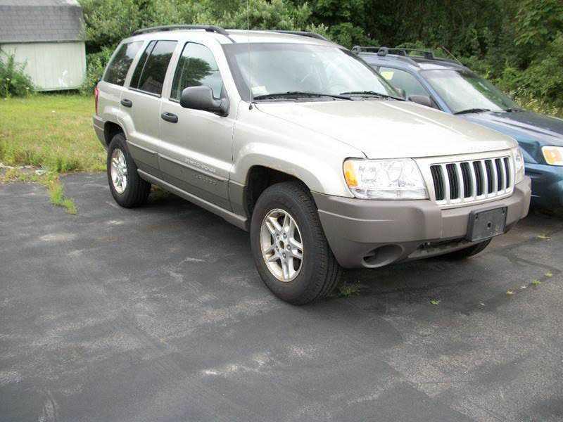 Jeep Grand Cherokee 2004 $1595.00 incacar.com