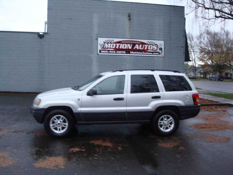 Jeep Grand Cherokee 2004 $1950.00 incacar.com