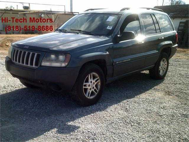 Jeep Grand Cherokee 2004 $3000.00 incacar.com