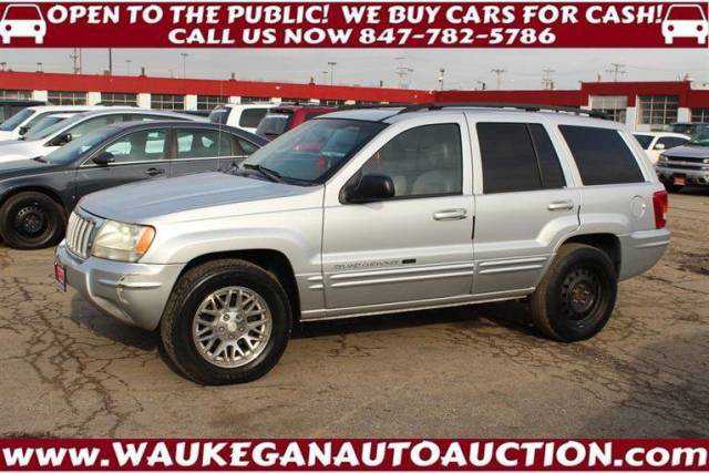 Jeep Grand Cherokee 2004 $900.00 incacar.com