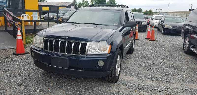 Jeep Grand Cherokee 2005 $500.00 incacar.com