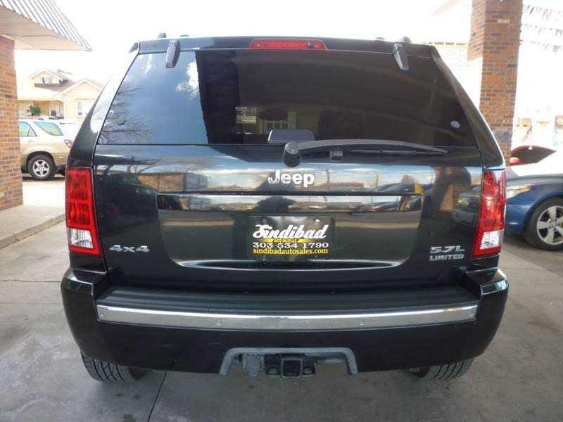 Jeep Grand Cherokee 2005 $6995.00 incacar.com