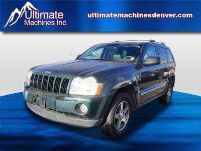 Jeep Grand Cherokee 2005 $6664.00 incacar.com