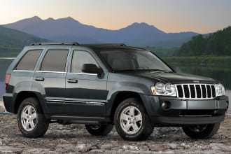 Jeep Grand Cherokee 2007 $8874.00 incacar.com