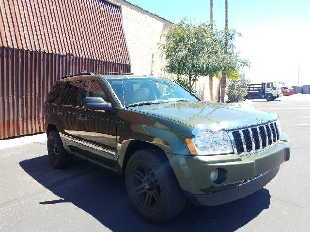 Jeep Grand Cherokee 2007 $8995.00 incacar.com