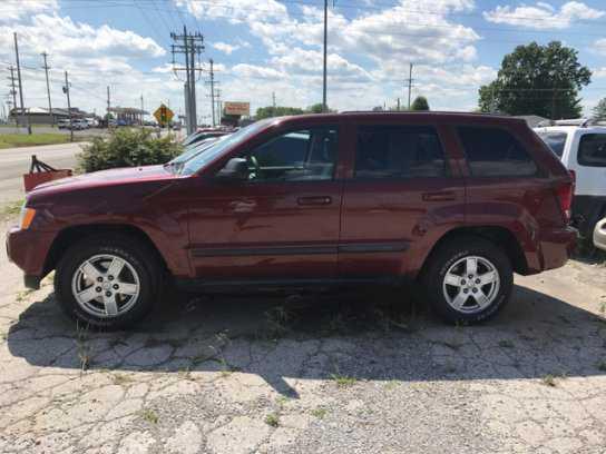 Jeep Grand Cherokee 2007 $5695.00 incacar.com