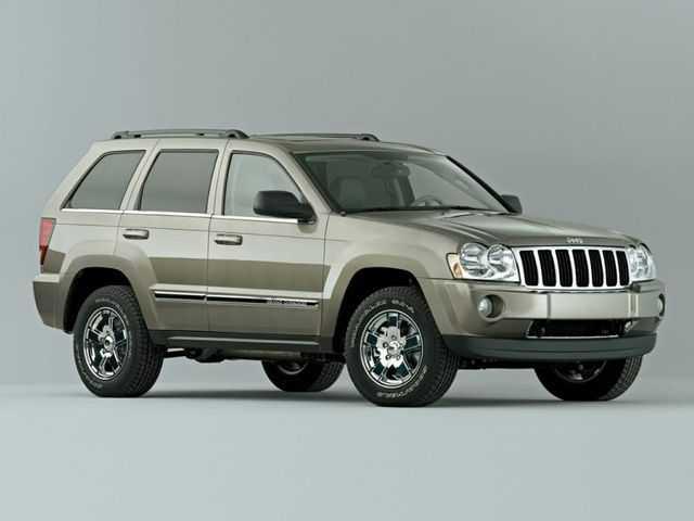 Jeep Grand Cherokee 2007 $6994.00 incacar.com