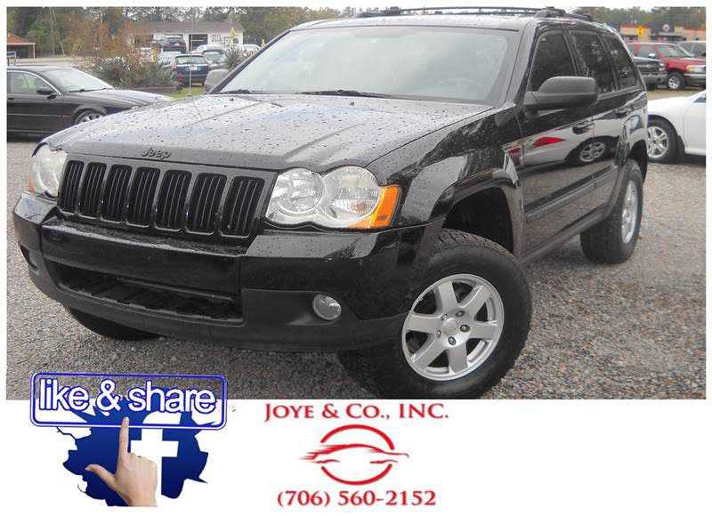 Jeep Grand Cherokee 2008 $7990.00 incacar.com
