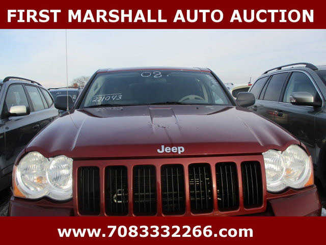 Jeep Grand Cherokee 2008 $2600.00 incacar.com