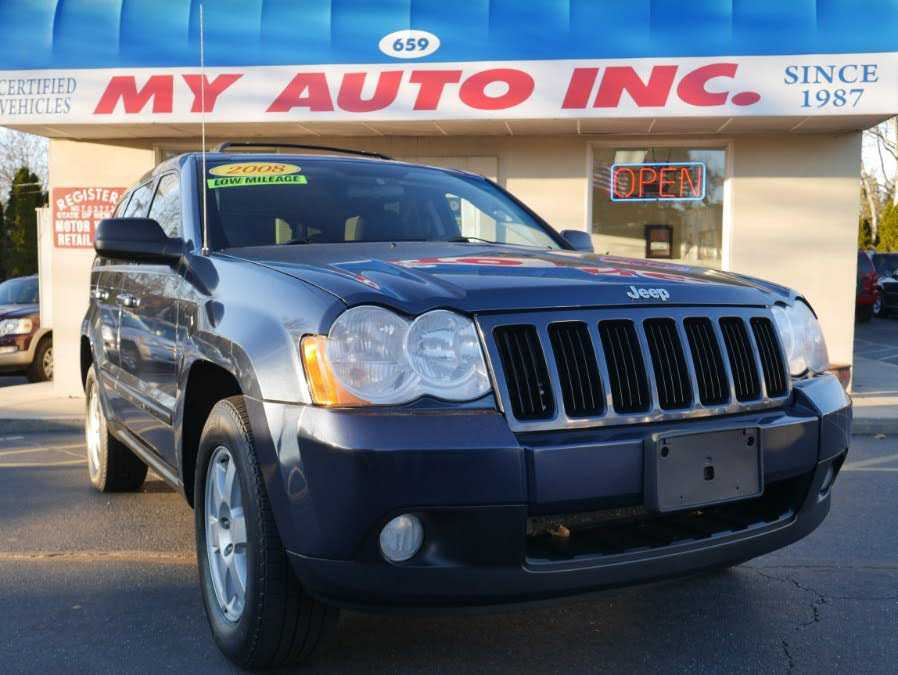 Jeep Grand Cherokee 2008 $9495.00 incacar.com