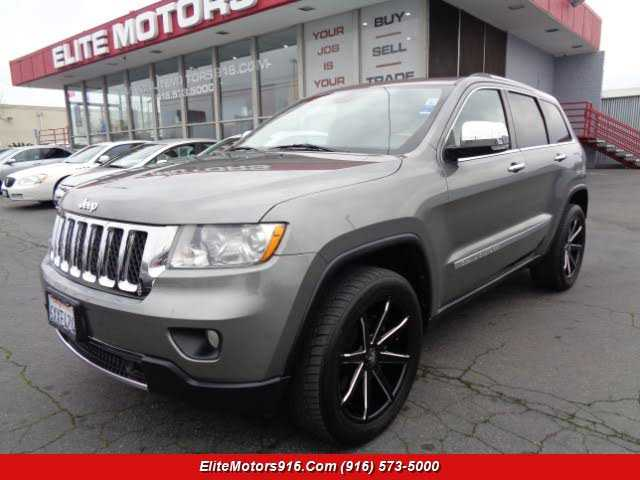 Jeep Grand Cherokee 2012 $14896.00 incacar.com
