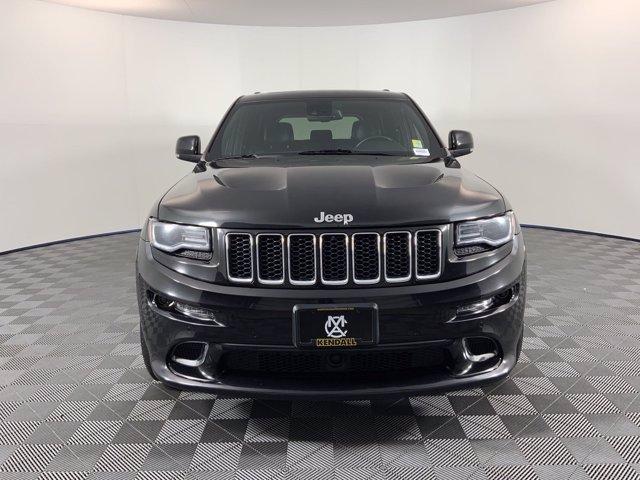 2014 Jeep Grand Cherokee SRT8