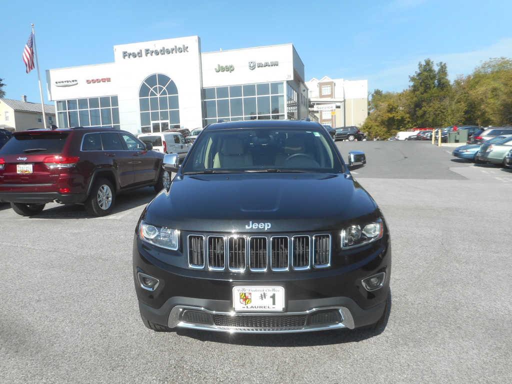 Jeep Grand Cherokee 2014 $26495.00 incacar.com