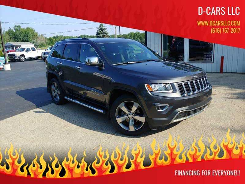 Jeep Grand Cherokee 2014 $18495.00 incacar.com