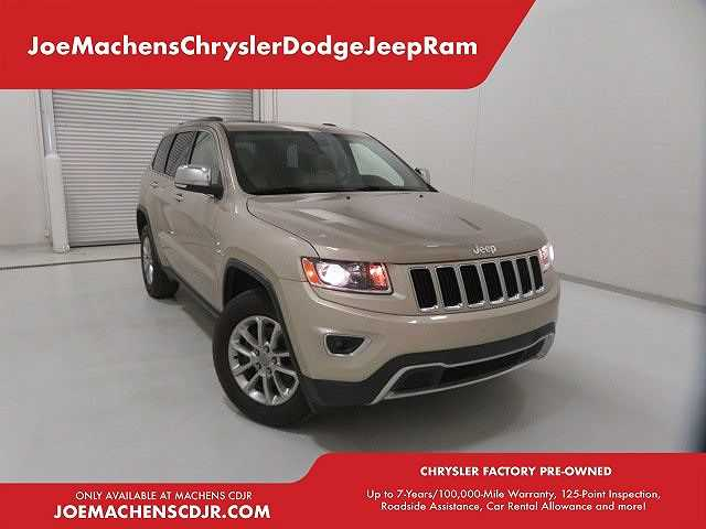 Jeep Grand Cherokee 2014 $25800.00 incacar.com