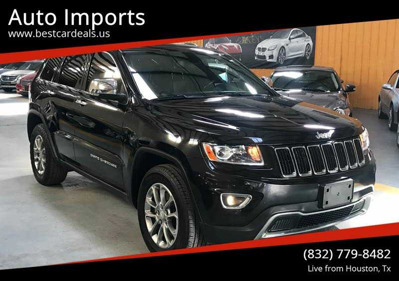 Jeep Grand Cherokee 2014 $14500.00 incacar.com
