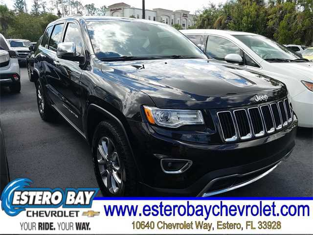 Jeep Grand Cherokee 2015 $24988.00 incacar.com