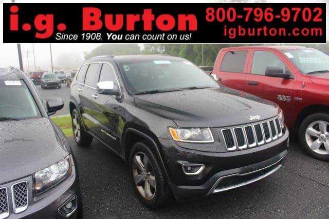 Jeep Grand Cherokee 2015 $27995.00 incacar.com