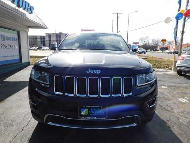 Jeep Grand Cherokee 2015 $21995.00 incacar.com