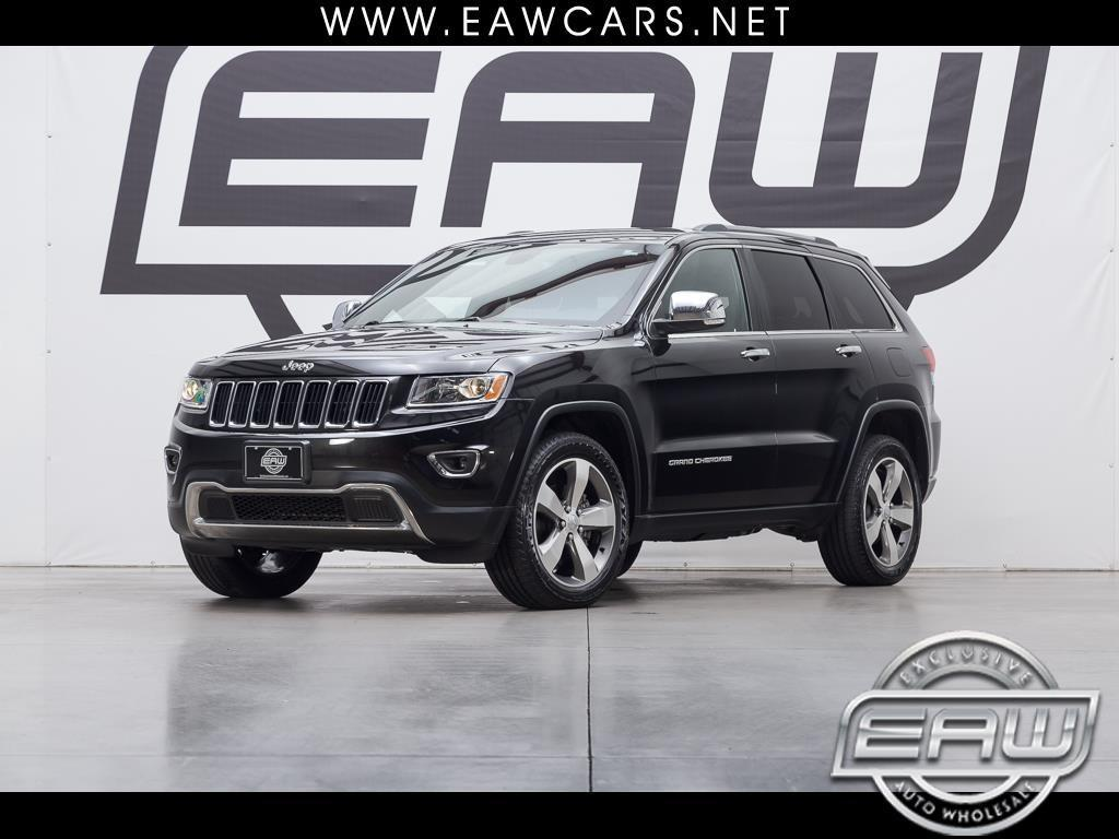 Jeep Grand Cherokee 2015 $24997.00 incacar.com