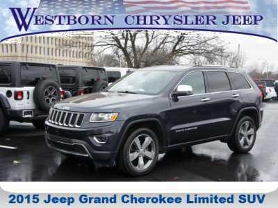 Jeep Grand Cherokee 2015 $21995.00 incacar.com
