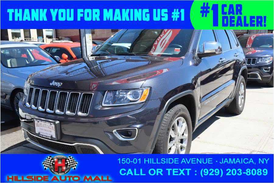 Jeep Grand Cherokee 2015 $19495.00 incacar.com