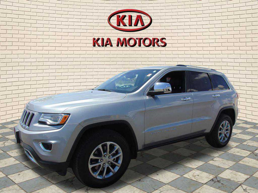 Jeep Grand Cherokee 2015 $33995.00 incacar.com
