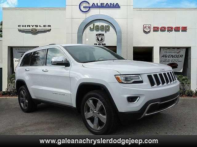 Jeep Grand Cherokee 2016 $1178.00 incacar.com