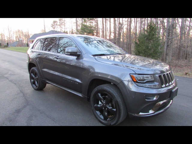 Jeep Grand Cherokee 2016 $43566.00 incacar.com