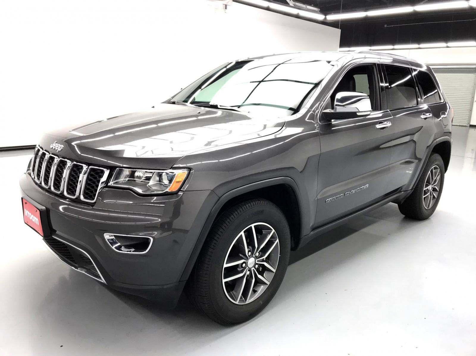 used Jeep Grand Cherokee 2017 vin: 1C4RJEBG5HC609400