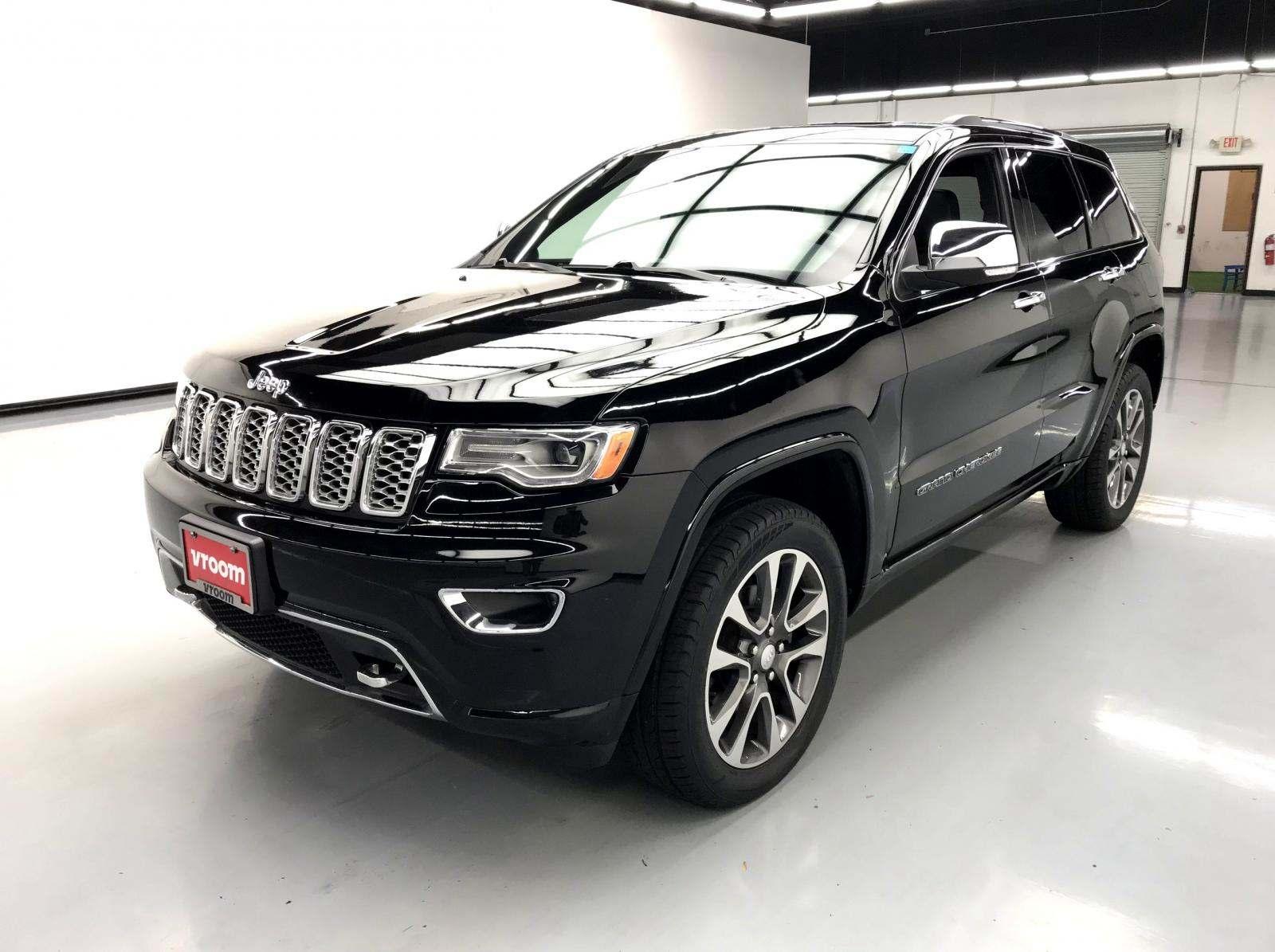 used Jeep Grand Cherokee 2017 vin: 1C4RJFCG6HC749833