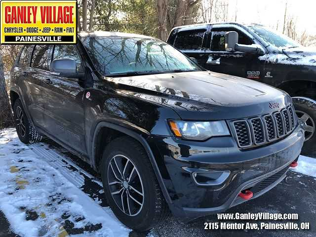 Jeep Grand Cherokee 2017 $34266.00 incacar.com