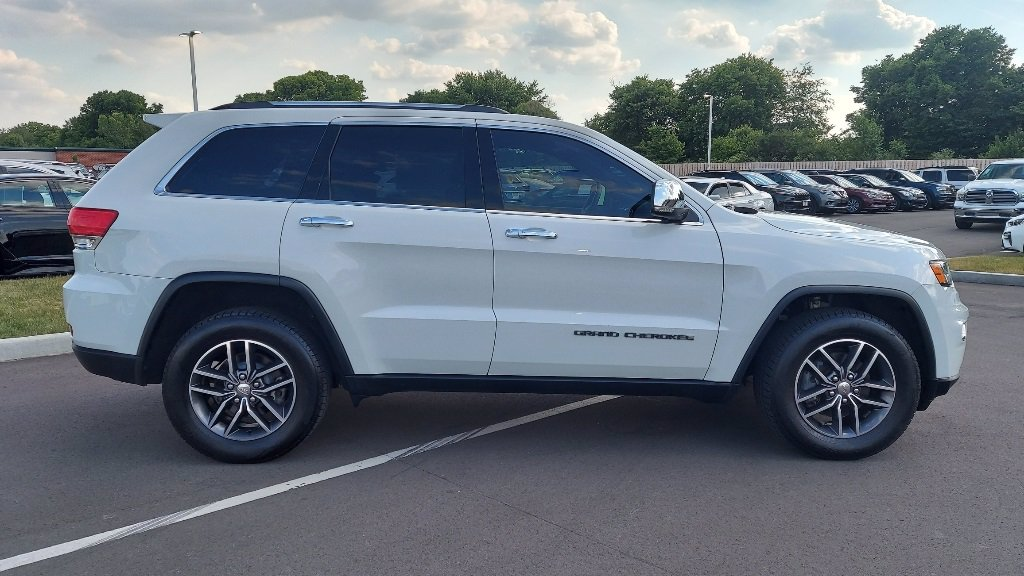 2018 Jeep Grand Cherokee Limited
