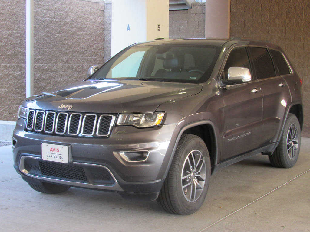 Jeep Grand Cherokee 2018 $29272.00 incacar.com