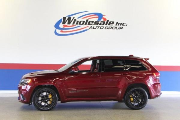 Jeep Grand Cherokee 2018 $85900.00 incacar.com
