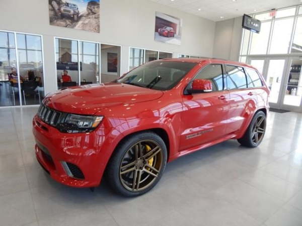 Jeep Grand Cherokee 2018 $94500.00 incacar.com