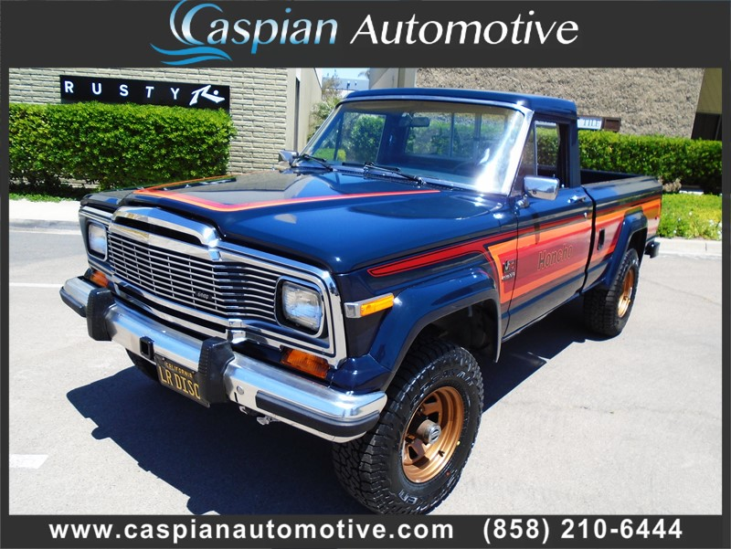 Jeep J10 1982 $19995.00 incacar.com