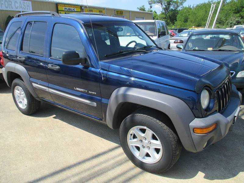 Jeep Liberty 2002 $3495.00 incacar.com