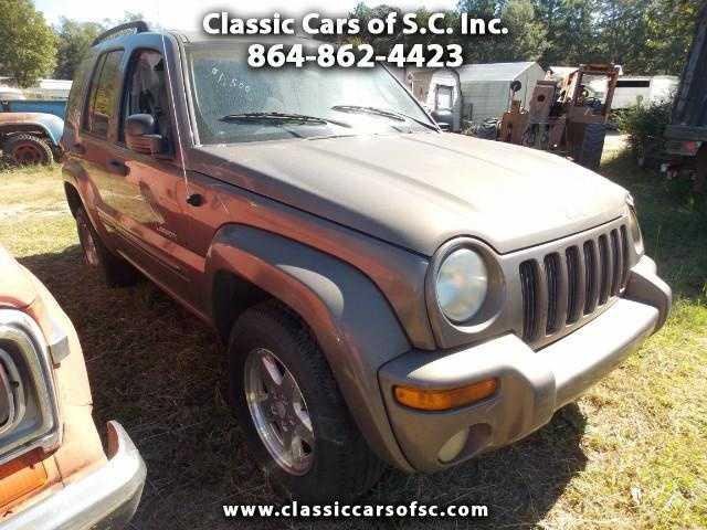 Jeep Liberty 2002 $1250.00 incacar.com