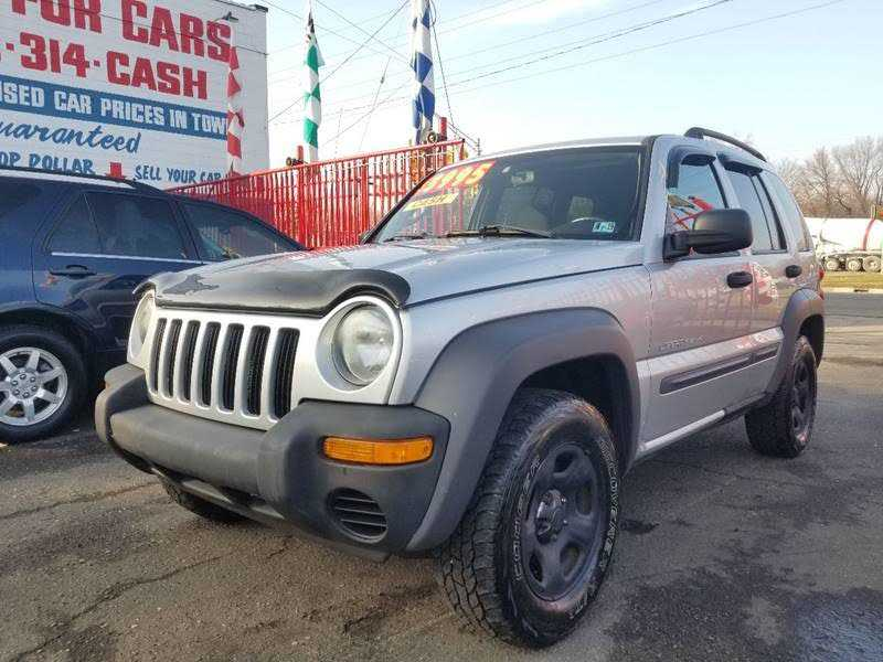 Jeep Liberty 2003 $2995.00 incacar.com