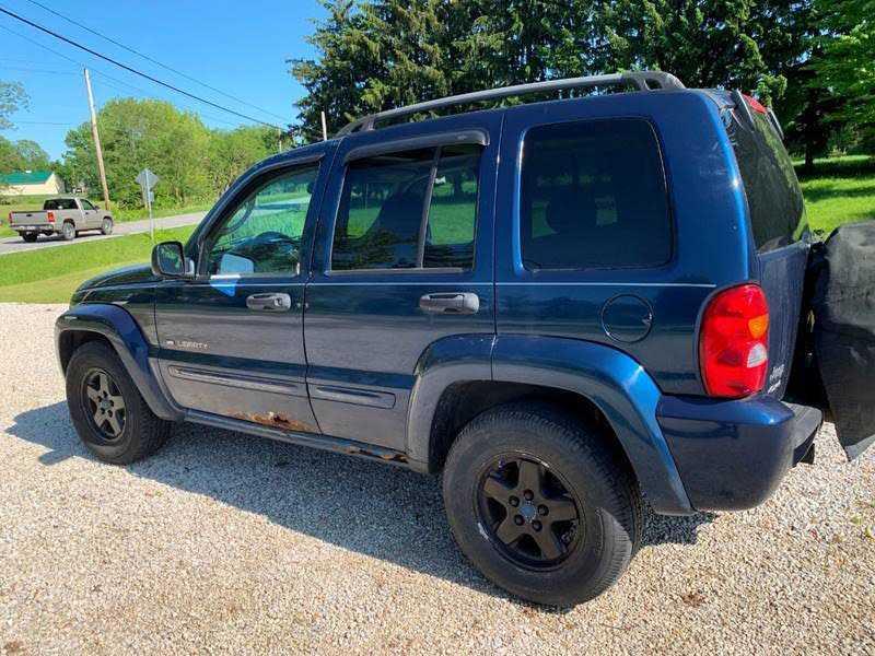 Jeep Liberty 2003 $650.00 incacar.com