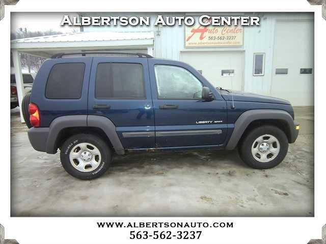 Jeep Liberty 2003 $950.00 incacar.com