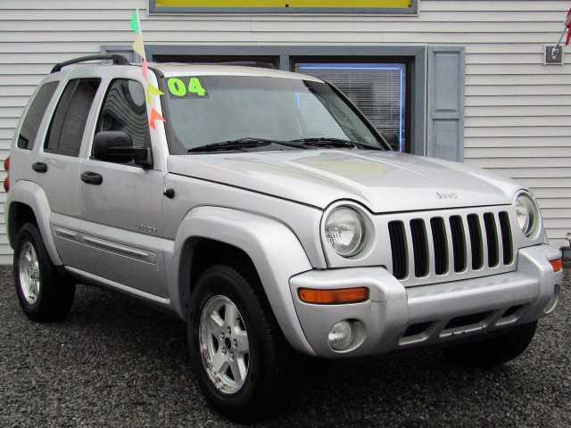Jeep Liberty 2004 $1495.00 incacar.com