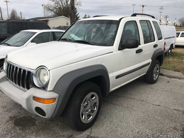 Jeep Liberty 2004 $3995.00 incacar.com