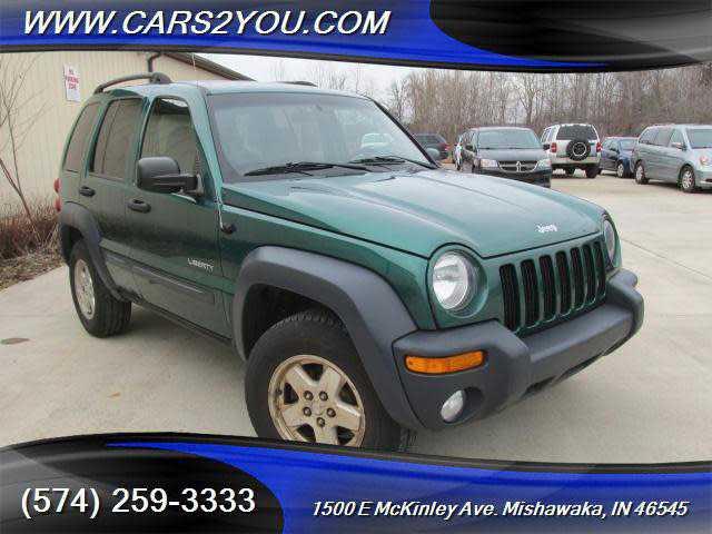 Jeep Liberty 2004 $5995.00 incacar.com