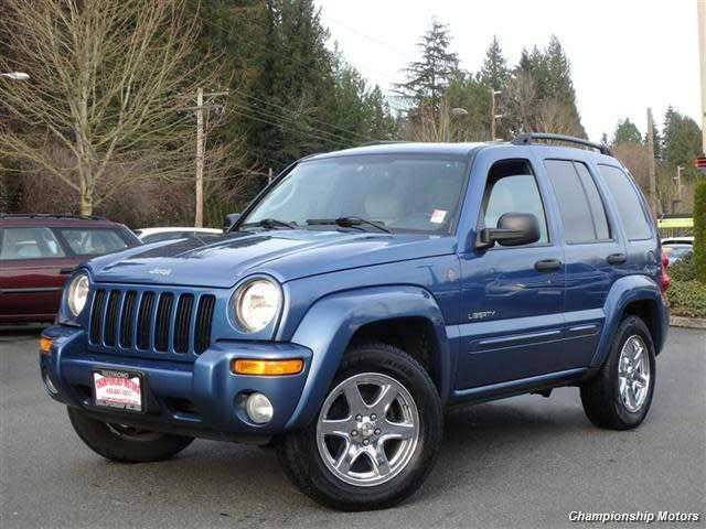 Jeep Liberty 2004 $5750.00 incacar.com