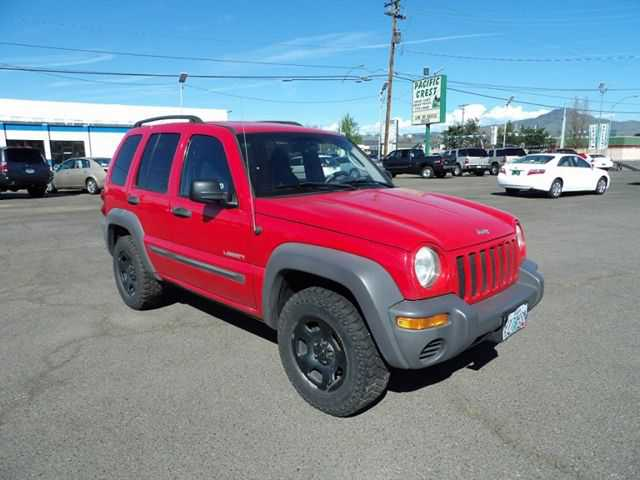 Jeep Liberty 2004 $1200.00 incacar.com