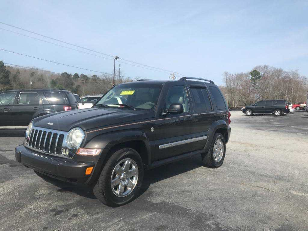 Jeep Liberty 2005 $5995.00 incacar.com