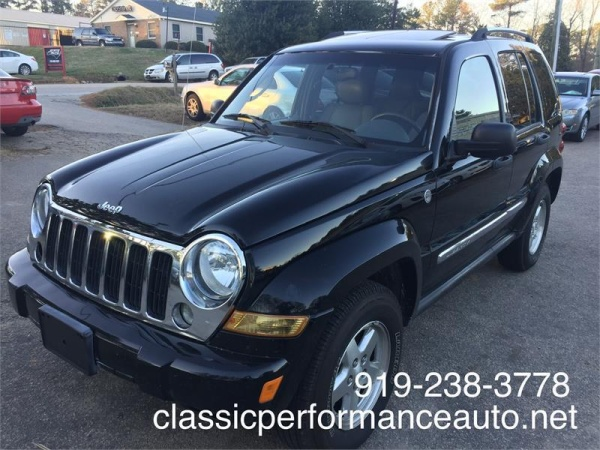 Jeep Liberty 2005 $4995.00 incacar.com