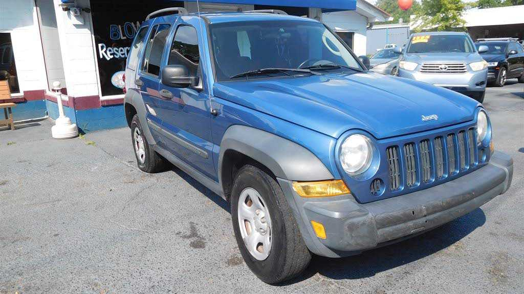 Jeep Liberty 2006 $1595.00 incacar.com